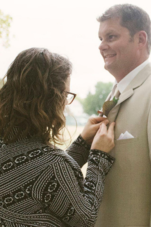That's me as a wedding planner.  Photo by Random Eyesight Studios.